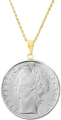 Sphera Milano 14K Italian Gold Necklace