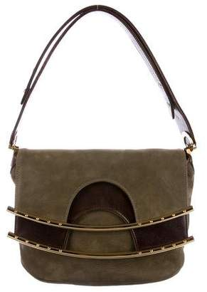 Hayward Fold-Over Shoulder Bag