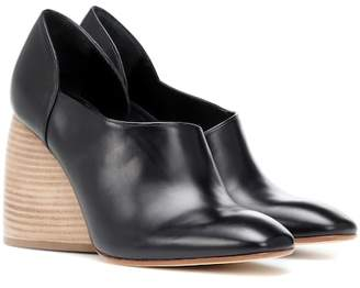 Loewe Flex Loafer 90 leather pumps
