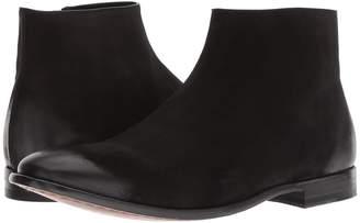 Alexander McQueen Suede Ankle Boot Men's Boots