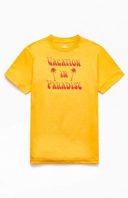 1-800-VIP-CLUB Vacation In Paradise '70s T-Shirt