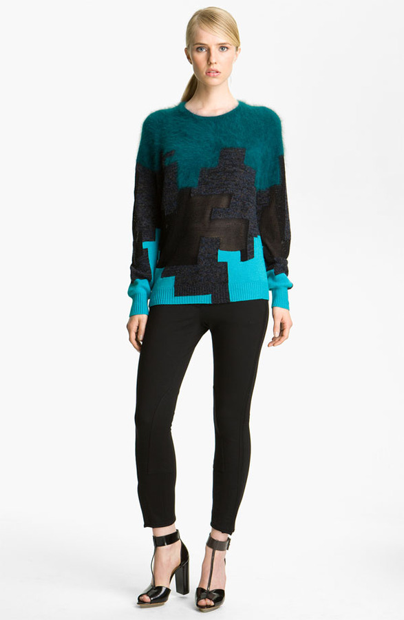 3.1 Phillip Lim Intarsia Sweater