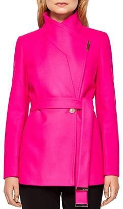Ted Baker Keyla Short Wrap Coat