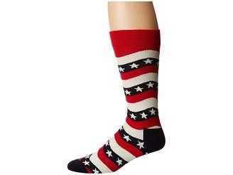 Happy Socks Wavy Stripe Socks