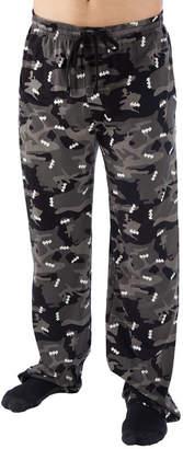 Novelty Licensed Mens Big Pajama Pants Batman