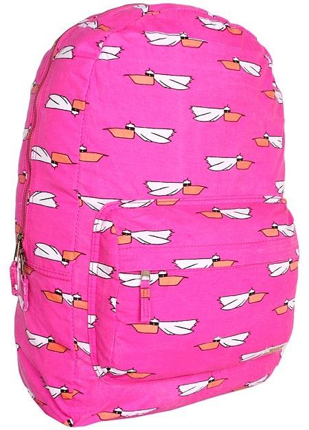 Billabong Down Unda Backpack (Neon Pink) - Bags and Luggage
