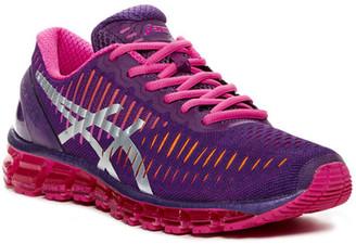 ASICS GEL-Quantum 360 Running Shoe $170 thestylecure.com
