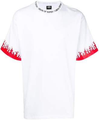 Vision Of Super Limited Edition Flames T-shirt