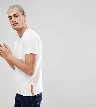 Nudie Jeans Kurt worker t-shirt in off white