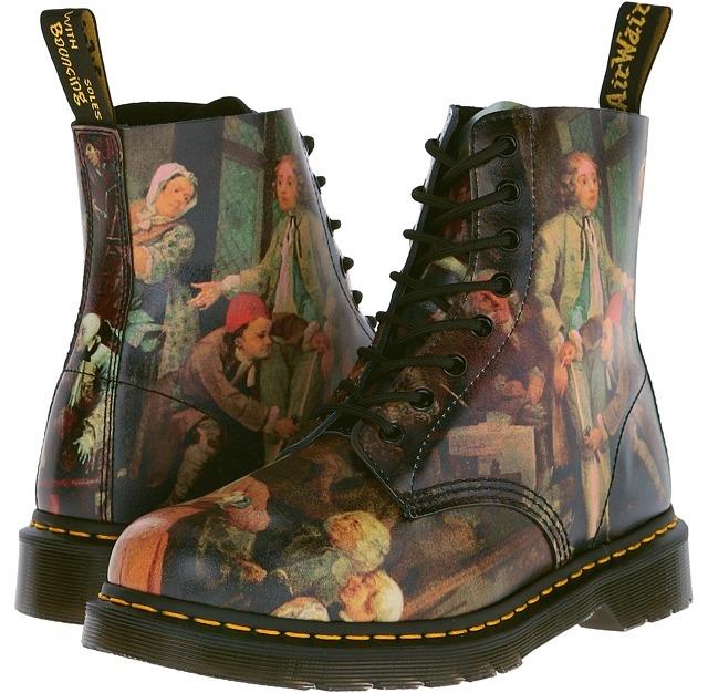 Dr. MartensDr. Martens Pascal 8-Eye Boot