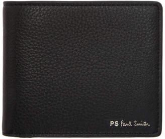 Paul Smith Black Bifold Wallet