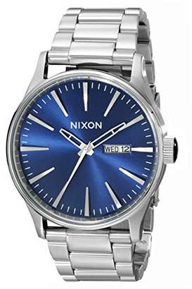 Nixon Sentry SS A3561258-00. Men's Watch (42mm Watch Case. 23-20mm Stainless Steel Band)