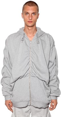 Y/Project Reversible Sweatshirt Hoodie