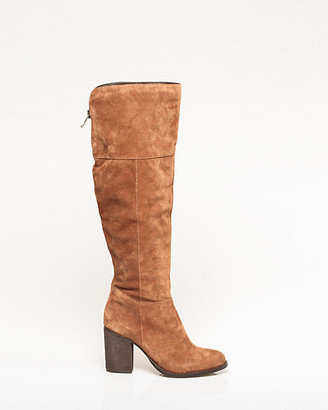 Le Château Suede Over-the-Knee Boot