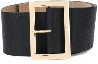 B-Low the Belt wide buckle belt