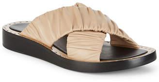 3.1 Phillip Lim Nango Leather Slide