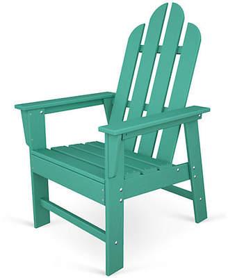 Polywood Long Island Adirondack Chair - Aruba