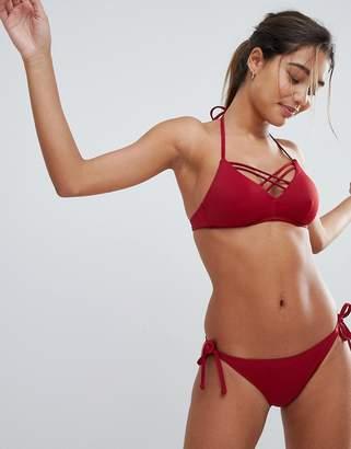 Dorina Tie Side Bikini Bottom