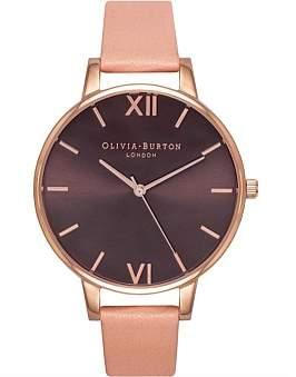 Olivia Burton Brown Dial Watch
