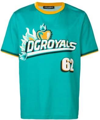 Dolce & Gabbana Royals logo T-shirt