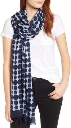 Kate Spade Seasonless Dot Scarf