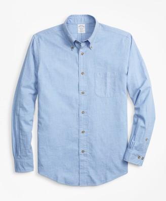 Brooks Brothers Regent Fit Flannel Sport Shirt