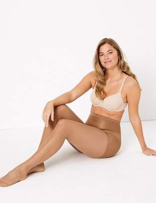 Marks and Spencer 2 Pair Pack 7 Denier Secret Slimming Sheer Body Shaper Tights