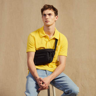 Sandro Terrycloth polo shirt