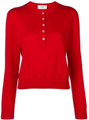 Ports 1961 button down collar jumper
