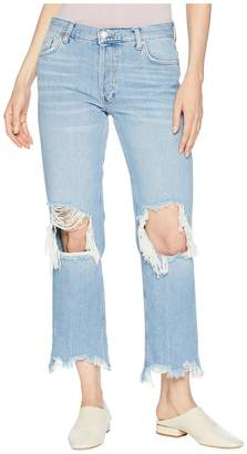 Free People Maggie Mr Straight Jeans Women's Jeans