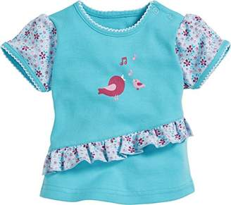 Playshoes Baby Girls' Vögelchen T-Shirt,(Size: 68)