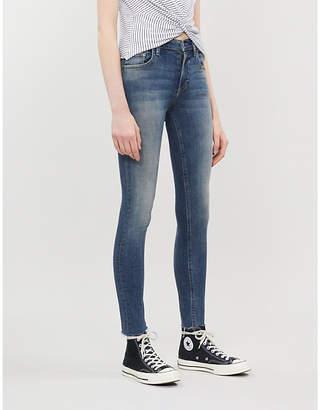 Selfridges Boyish The Riley skinny mid-rise jeans