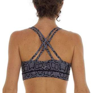 Bsp BSP Women's Active Sports Bra with Cross Backs Straps