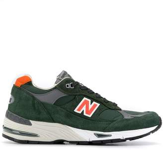New Balance 991 mid-top sneakers
