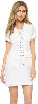 Nanette Lepore Sexy Safari Dress $478 thestylecure.com