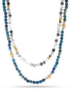 März The Blue Stone Necklace Set of Trust