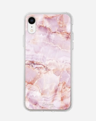 Express Casery Rose Marble Iphone Case
