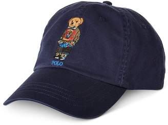 Polo Ralph Lauren Hiking Bear Baseball Cap