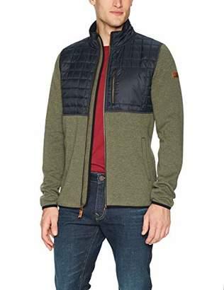 Quiksilver Men's into The Wild Fleece Jacket