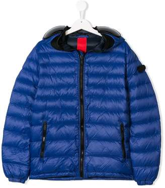 be9a6a4f4 Ai Riders On The Storm Kids TEEN structured hood jacket