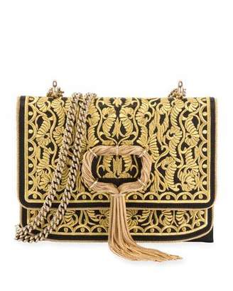 Roger Vivier Club Chain Morocco Evening Bag