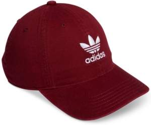 adidas Cotton Relaxed Strapback Cap