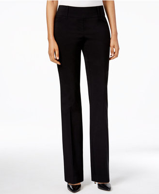 Style & Co Pull-On Bootcut Pants, Only at Macy's $54.50 thestylecure.com