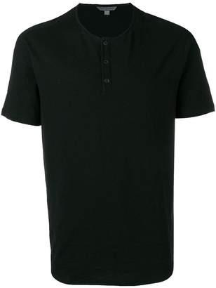 John Varvatos henley T-shirt