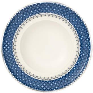 Villeroy & Boch Casale Blu Rim Soup 9.75 in
