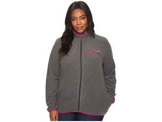 Columbia Plus Size Mountain Crest Full Zip Women's Coat