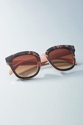 Anthropologie Olivia Square Sunglasses