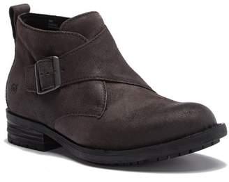 Børn Drum Leather Zip-Up Boot