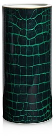 Domenico Vacca By Prouna Domenico Vacca by Prouna Alligator Emerald Vase