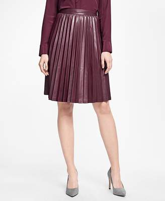 Pleated Skirt $98 thestylecure.com